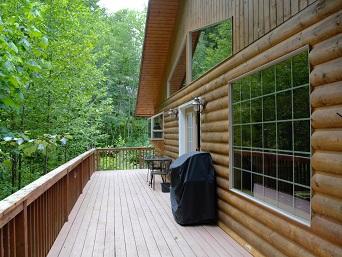 The River Run Cabin