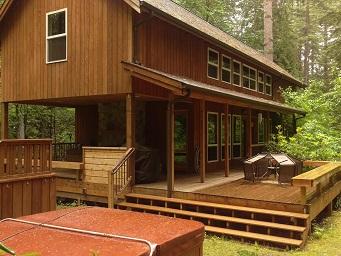 Baker Peak Lodge